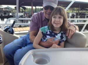 Anne & her Papa